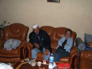 BOUANANE Mohammed avec Yamina Deramchia