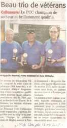 Alain DI MEGLIO 2015 Midi libre du 12 mai 2015