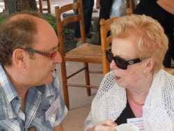 LA VIERE 2011 ---- Alain DI MEGLIO Liliane LUBRANO