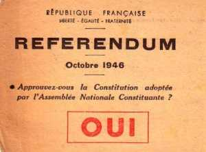 Referendum d'octobre 1946