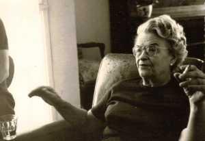 MARSEILLE - 1968 ---- Mme Berthe EBERT