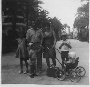 1966 - Palmeraie d'Elche