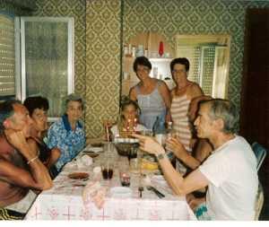 1987 Vacances en Espagne