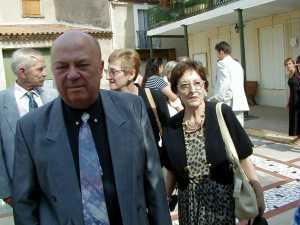 2002 - PINET Mariage des Doudous Georges et Annie ENGGASSER