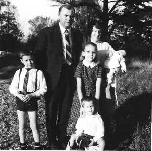 1966 la famille ENGGASSER