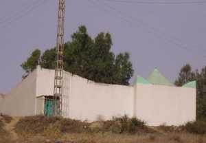 Marabout Sidi MAAMAR Douar des 5 Palmiers Sur la route TENES / ORLEANSVILLE