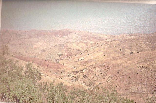 Paysages du DAHRA