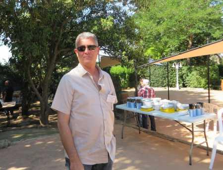 Francis BARTOLI (Bab-el-Oued) Epoux de Marie-Christine ESPOSITO