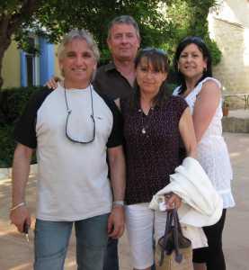LA VIERE 2009 ---- La Famille ESPOSITO