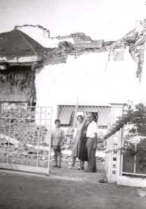 09/1954 - Flatters Le Tremblement de Terre