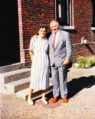 1988 - OFFRANVILLE Mariage de Catherine GUYET