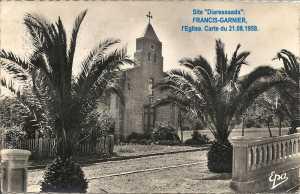 FRANCIS-GARNIER - L'Eglise