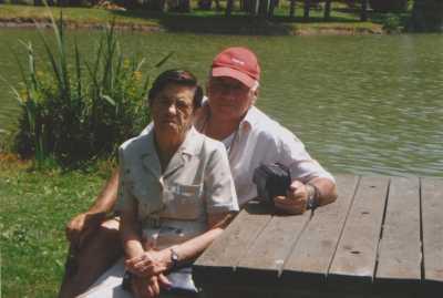 Francine XICLUNA et Albert GUYET