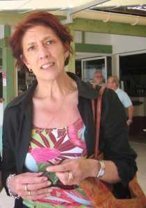 GARCIA Annie Claude ---- la fille du Boulanger ---- 66-PERPIGNAN
