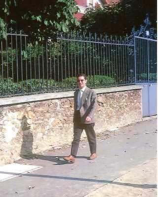 Francois GAVILA route du port ---- en 2007 83-TOULON
