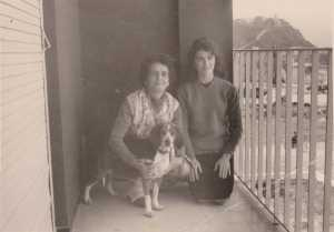 Conception GOMES  et sa fille Bernadette GOMES