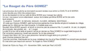 Highlight for Album: Familles GOMEZ