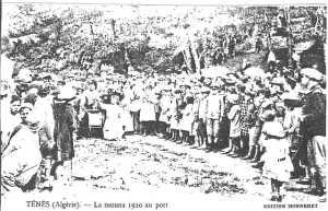 1920 - La MOUNA au port