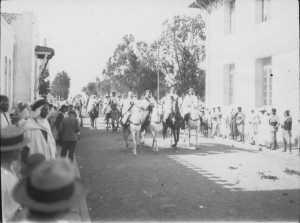 1929 - Fantasia des Cavaliers de la Commune Mixte