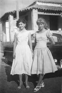 Alice GARCIA et Charlotte STREICHER