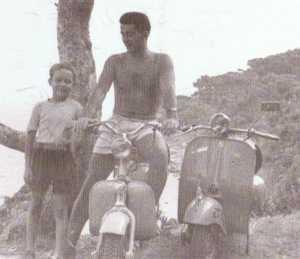 Jean et Edgard  COULIN 1955 - Villa Paulette