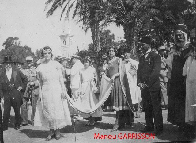 Un mariage.. Manou GARRISSON en demoiselle d'honneur