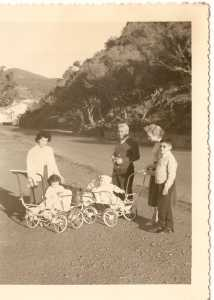 Mme ALBERICCI et la famille FEREDJ