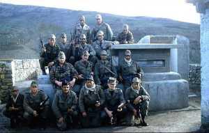 HANOTEAU - 1961  Camp Militaire d'Oued-Hamlil