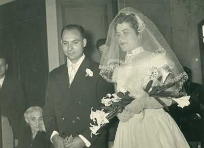 Mariage de Louis MOLLA  et Henriette FENOLL