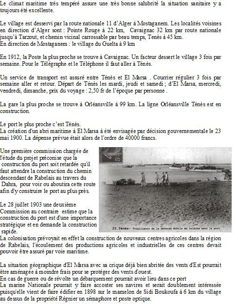 village rabelais algérie