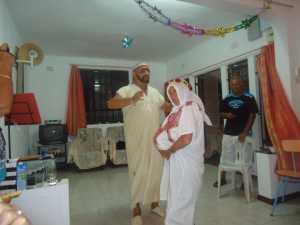 """Mohamed  et """"Mme SARFATI"""""""