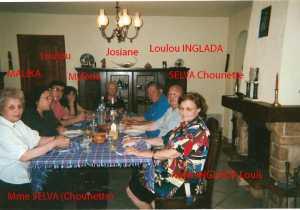 Avril 2000 au Mas INGLADA
