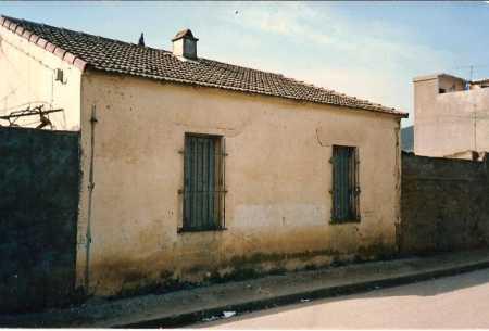 Montenotte Maison de Jean Louis BAURIN en 1987
