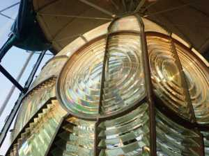 Lampe du phare