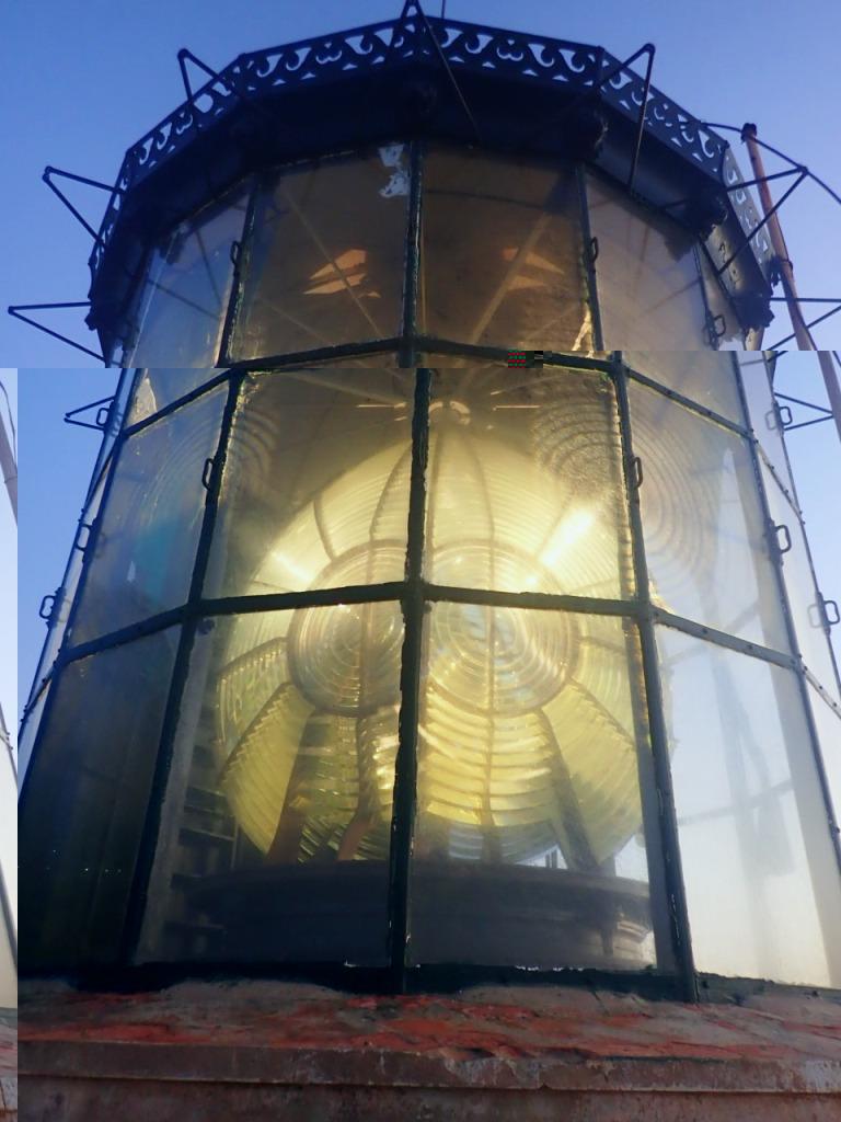 haut du phare