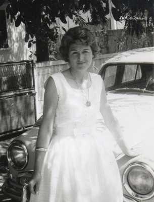 1962 - SENEGAL Marie-Rose KELLERMANN