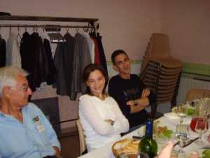 PINET 2008 ---- Serge BENSAID Isma KOUADRI Nabil KOUADRI