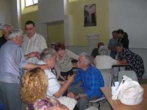 TOURBES 2006 ---- Louis RODRIGUEZ Louis XICLUNA Guy ROSET Lucie SANTAMARIA Roland LACURIE