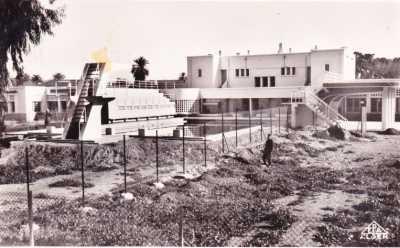 Piscine municipale  d'Oued Fodda