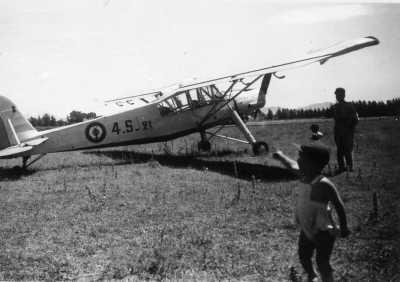 Oued Fodda en 1951  Alfred MARTINEZ au 1er plan