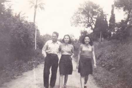 1946 Martial .... Sylvette .... Charlette ...