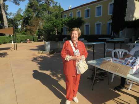 LA VIERE 2014 ---- Marylise DURAND fille d'Antoinette SCOTTO-lo-MASSES et SOLER-VILLALBA