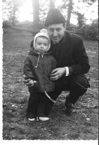 Pierre LASSUS et sa fille Marie-Laure LASSUS