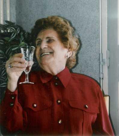 1995 - Laurence NOBLES  pour ses 80 ans