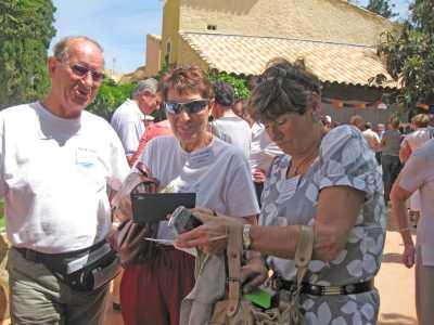 Pierre, Yvette et Simone MICHEL