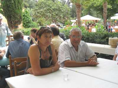 Chantal et Maamar CHAMMA