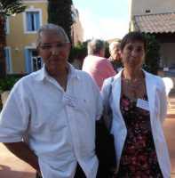 Maamar et Chantal CHAMMA (famille CHAMMA, commercant sur la place du March� � TENES) ---- VAUVERT (30) ---- Samedi et Dimanche