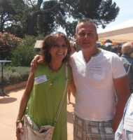 Thierry BERNICOLA Fils de Roger et Lydie BERNICOLA et sa compagne La�titia RUBIO ---- BEZIERS (34) ---- Dimanche ----   Famille BERNICOLA