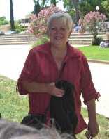 Jacqueline AMBROSINO �pouse de G�rard ---- Dimanche ---- 34-CERS ----  Famille AMBROSINO