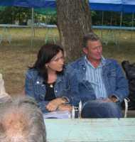 BARTOLI Marie Christine fille de Ren�e ESPOSITO  n�e ROMEO - p�re Garagiste ---- et Francis BARTOLI son �poux natif de Bab el Oued ---- 34-FRONTIGNAN ---- Dimanche ----   Famille ESPOSITO